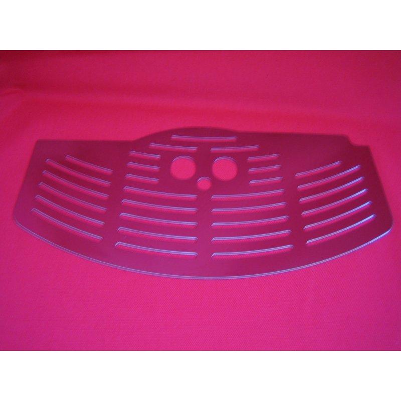 Abtropfgitter Abtropfblech Tassenabstellfläche DeLonghi für EAM ESAM 6032105000