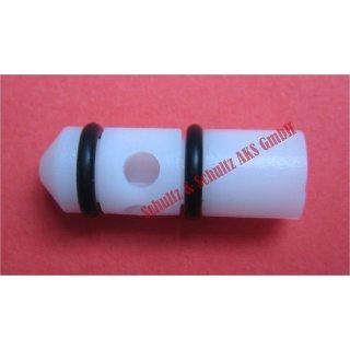 Saeco Verbindung Cappumore mit O-Ringen für Saeco Royal Cappuccinatore